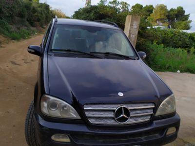 usata Mercedes ML270 CDI automatico