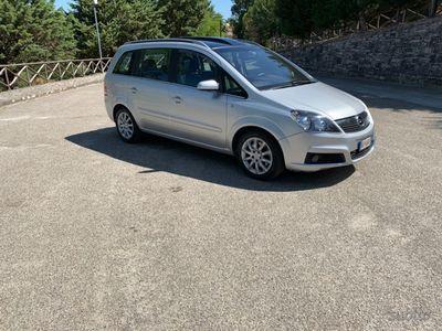 usata Opel Zafira Zafira 1.9 CDTI 120CV Cosmo