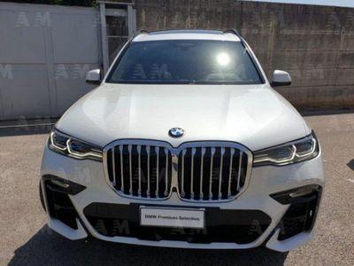 usata BMW X7 xDrive30d del 2019 usata a Teverola