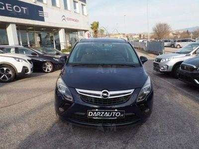usata Opel Zafira Tourer 1.6 Turbo EcoM 150CV Elective del 2016 usata a Desenzano del Garda