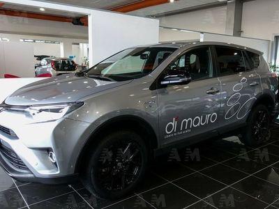 usado Toyota RAV4 Hybrid 2WD Dynamic del 2018 usata a Napoli