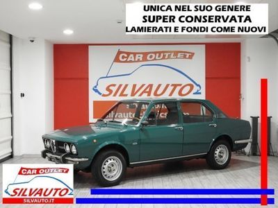 usado Alfa Romeo Alfetta 1800 116.08 SCUDO STRETTO I^ SERIE - ISCRITTA ASI Grumello del Monte