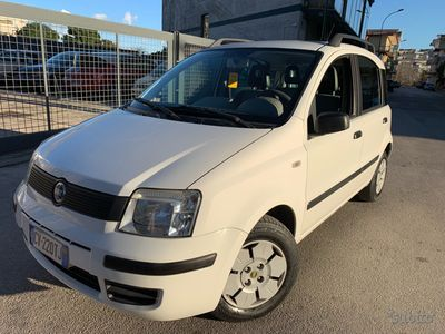 usado Fiat Panda 1.2 benzina del 2007 con 100 mila km