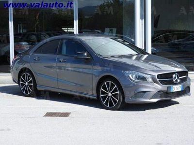 begagnad Mercedes CLA220 CDI Automatic Sport