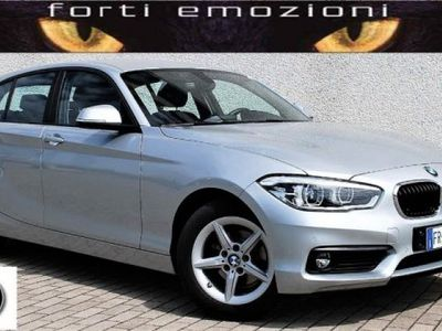 usata BMW 116 d 5p. Limoted edition