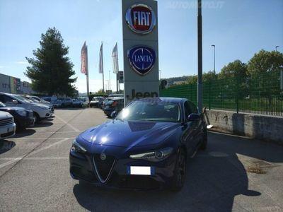 gebraucht Alfa Romeo Giulia 2.2 Turbodiesel 150 CV AT8 Super del 2016 usata a Pesaro