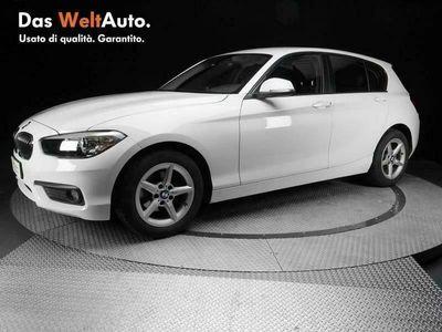 usata BMW 114 Serie 1 d 5p. Advantage