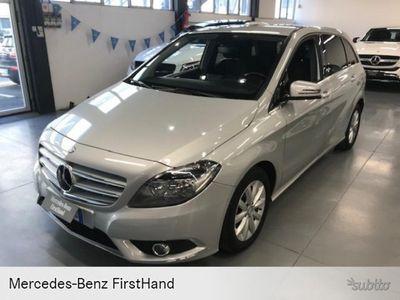 usata Mercedes B180 CDI Automatic Executive FH