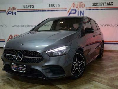 usata Mercedes B180 d Automatic Premium AMG+Tetto Apribile