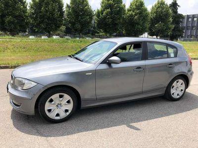 usata BMW 116 Serie 1 (E87) cat 5 porte Eletta*85.000KM*CLIMA