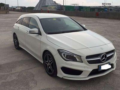begagnad Mercedes CLA180 S.W. Premium