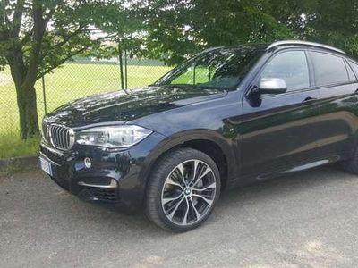 usata BMW X6 M50 D CERCHI 21