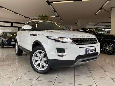usata Land Rover Range Rover evoque 2.2 TD4 Coupé Pure Te