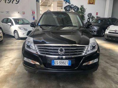 usata Ssangyong Rexton 2.0 Xdi 4WD SOLO 84.600 KM!