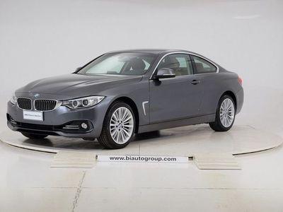 used BMW 430 Serie 4 dA xDrive Coupé Luxury