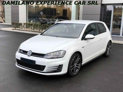 usata VW Golf GTD 2.0 TDI 3p. BlueMotion Technology
