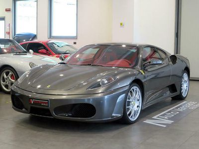 usata Ferrari F430 F1 ** SERVICE BOOK - FULL OPTIONAL **
