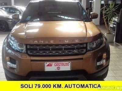 usata Land Rover Range Rover 2.2 TD4 5p. Pure Tech Pack AUTOMATICO Torino