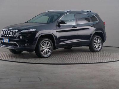 usata Jeep Cherokee 2.2 Mjt Ii 200cv Limited+ 4wdIi Auto