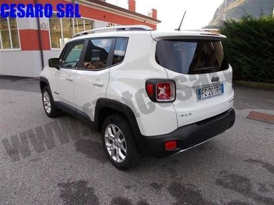 usata Jeep Renegade 2.0 Mjt 140CV 4WD Active Drive Limited rif. 12392120