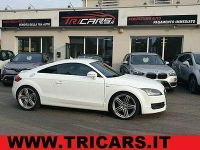 usata Audi TT Coupé 1.8 TFSI MOTORE CON 40.000 KM - PERMUTE Benzina