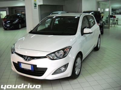 usata Hyundai i20 Metano km0 5anni F/I+ 3 Tagliandi*
