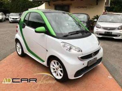 usata Smart ForTwo Electric Drive coupé ITALIANA! TAGLIANDI MERCEDES Elettrica