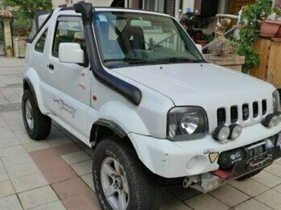 usata Suzuki Jimny cabrio