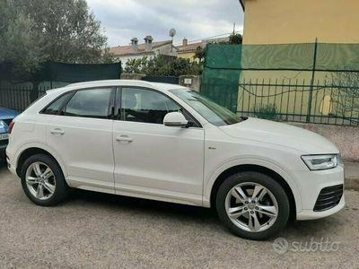 usata Audi Q3 Q3 2.0 TDI 120 CV S line Edition