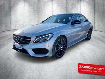 usata Mercedes C250 C 250 C 250d Premium 4matic auto 9m