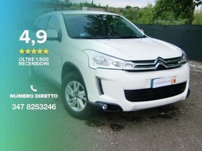 used Citroën C4 Aircross HDi 115 S&S 2WD Seduction