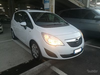 brugt Opel Meriva 2ª s. - 2012
