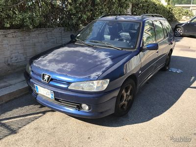 used Peugeot 306 SW 2.0 HDI