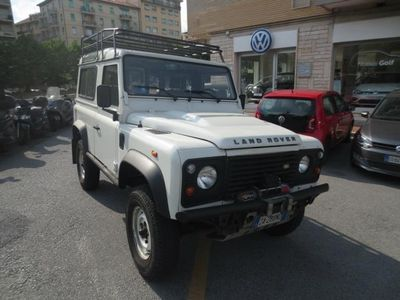 brugt Land Rover Defender 90 2.4 TD4 Station Wag S UNIPROPRIETARIO VERICELLO