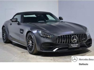 używany Mercedes AMG GT C Roadster Limited Edition FH
