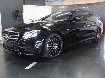usata Mercedes 220 Classe E SW SWd Premium 4matic auto