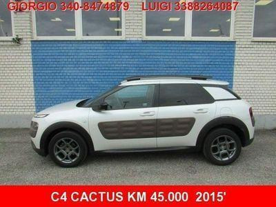 usata Citroën C4 Cactus BlueHDi 100 S&S Feel Edition