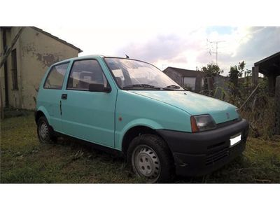 usata Fiat Cinquecento 900i cat Young