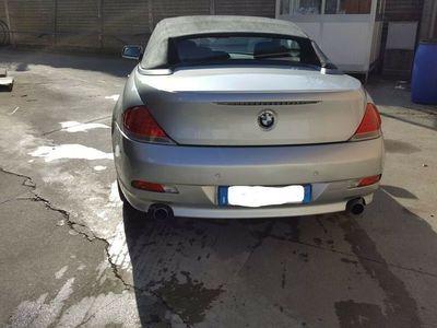 usata BMW 630 Cabriolet i gpl