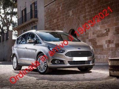 usata Ford S-MAX 2.0 ECOBLUE 190CV START&STOP AWD AUT. ST-LINE BUS DEL 2020