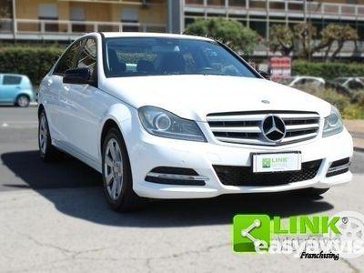 second-hand Mercedes C200 classeblueefficiency elegance diesel