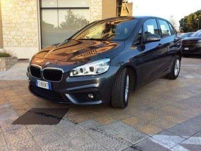 usata BMW 216 Active Tourer 218 d Sport