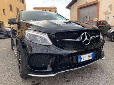 usata Mercedes GLE43 AMG AMG 4Matic Coupé Sport UFF.ITA. COME NUOVA ANCORA