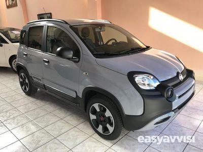 używany Fiat Panda Cross benzina