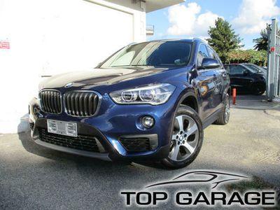 usata BMW X1 sDrive18d **KM CERTIFICATI**