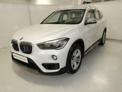 used BMW X1 sDrive16d Advantage del 2017 usata a Asti