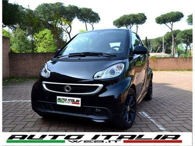 usata Smart ForTwo Coupé ELETTRIC DRIVE#PELLE BROWN#SERVOSTERZO#BATTPROPRIA