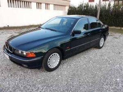 usata BMW 523 i 24V cat 68,000 KM !! UNICOPROPRIETARIO Benzina