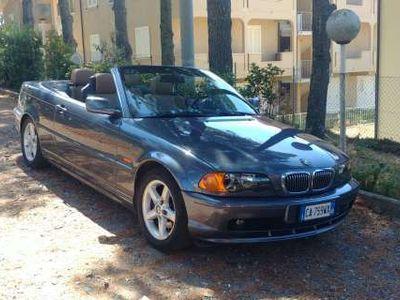 usata BMW 320 Cabriolet Serie 3 +HARD TOP (E46) (2.2)