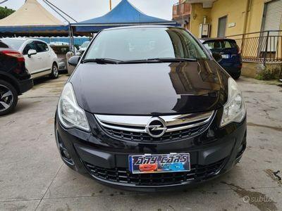 usata Opel Corsa 1.2 GPL COSMO X NEOPATENTATI 2012